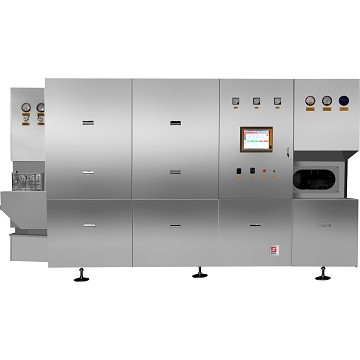 ASMR系列隧道式热风循环灭菌烘箱