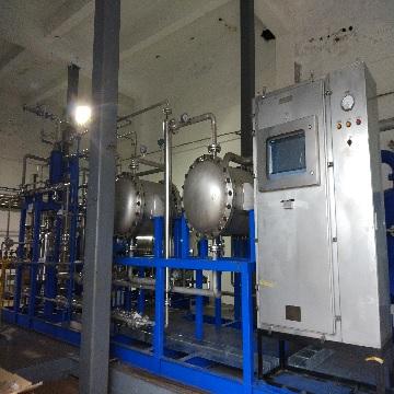 乙酸乙酯-水膜分离成套设备