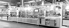 高速智能装箱机(在线制箱)