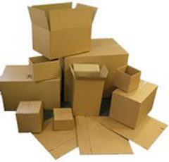 Corrugated Packing Boxes