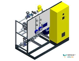 低温注射用水系统
