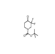 tert-butyl 3,3-difluoro-4-oxopiperidine-1-carboxylate