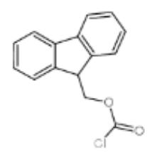 9H-fluoren-9-ylmethyl carbonochloridate