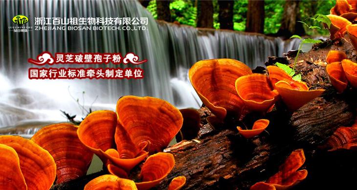 浙江百山祖生物科技有限公司