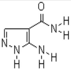 3-氨基-4-甲酰胺基吡唑半硫酸盐
