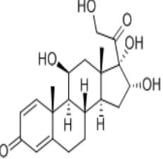 16alpha-羟基泼尼松龙