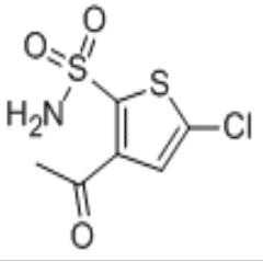 3-乙酰基-5-氯-2-噻吩磺酰胺