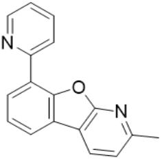 2-甲基-8-(2-吡啶基)?#35762;?#21579;喃[2,3-b]吡啶