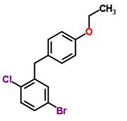 5-溴-2-氯-4'-?#24050;?#22522;二苯甲烷