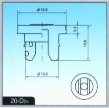 20-D2a丁基橡胶冻干瓶塞