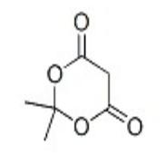 丙二酸環(亞)異丙酯