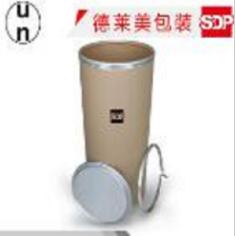 鐵蓋鐵底加強型紙板桶