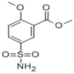 2-甲氧基-5-磺酰胺苯甲酸甲酯