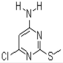 4-氨基-6-氯-2-甲基巰基嘧啶