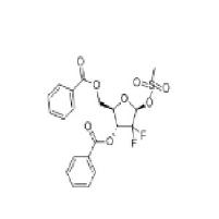 2-脱氧-2,2-二氟-D-赤式-戊呋喃糖-3,5-二苯甲酰基-1-甲磺酸酯