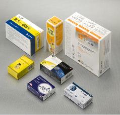 藥品外包裝折疊紙盒