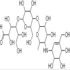 阿卡波糖(ACARBOSE) 其他西药原料