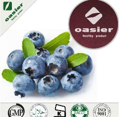 供应欧泽生物Bilberry Extract越橘(原花青素)