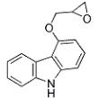 4-(2,3-Epoxyropoxy)carbazole