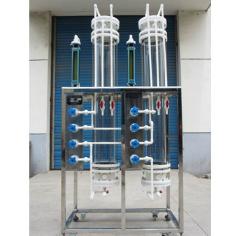 玻璃聚丙烯吸附层析系统