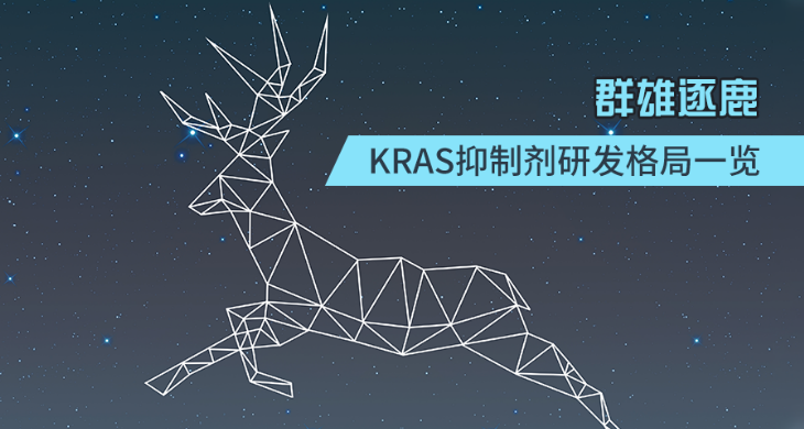 群雄逐鹿,KRAS抑制剂研发格局一览