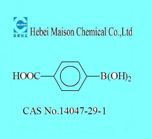4-羧基苯硼酸