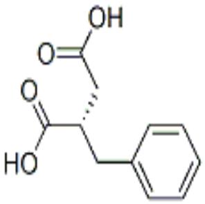 S-2-芐基琥珀酸