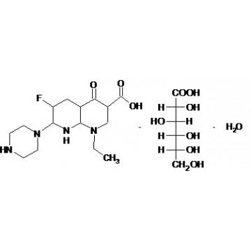 葡萄糖酸依诺沙星