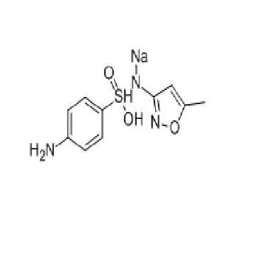 磺胺甲恶唑钠 Sulfamethoxazole Sodium