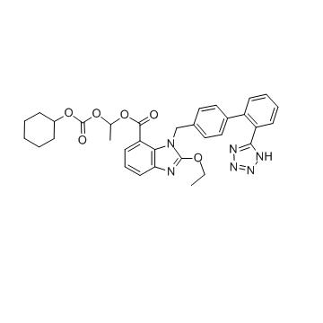 坎地沙坦酯 Candesartan cilexetil