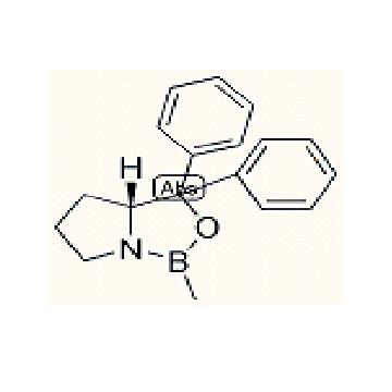R)-2-甲基-CBS-恶唑硼烷 (R)-3,3-Diphenyl-1-methylpyrrolidino[1,2-c]-1,3,2-oxazaborole