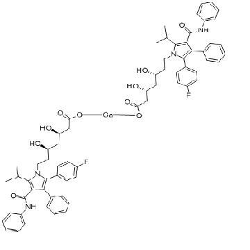 阿托伐他汀钙 三水物 Atorvastatin Calcium Trihydrate