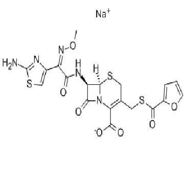 头孢噻呋钠  Sodium ceftiofur