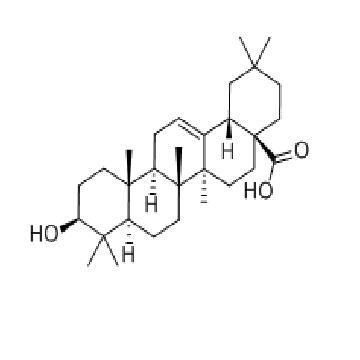 齐墩果酸  Oleanic acid