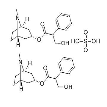 硫酸阿托品  Atropine sulfate