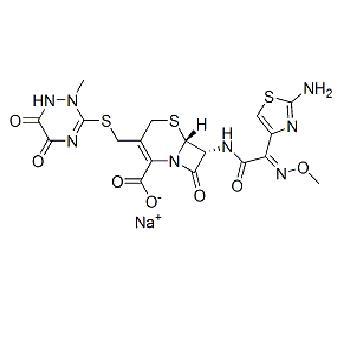 头孢曲松钠 Ceftriaxone Sodium