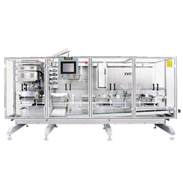 PFS塑料安装罐封包装机