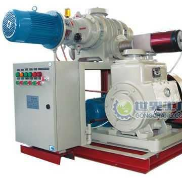 供应JZJX系列罗茨旋片真空泵机组