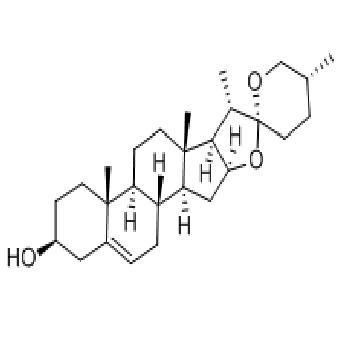 薯蓣皂素  Diosgenin