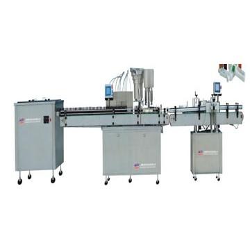 DTM大剂量理瓶灌装贴标生产联动线