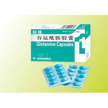 谷氨酰胺胶囊
