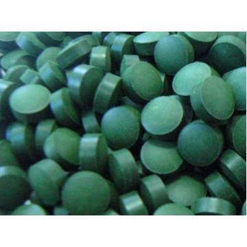 小球藻片剂