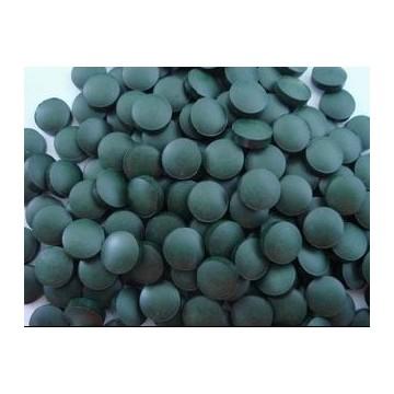 螺旋藻片剂