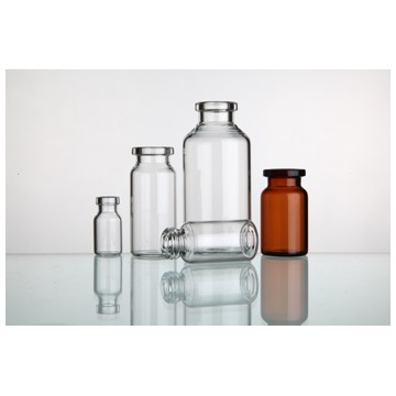 中性硼硅玻璃管制注射劑瓶
