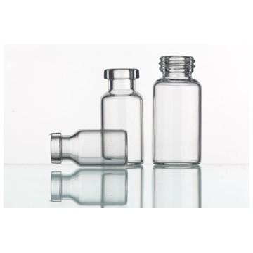 双耐水一级低硼硅玻璃管制注射剂瓶