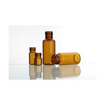 钠钙玻璃管制口服液螺口瓶