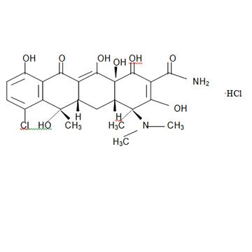 盐酸金霉素