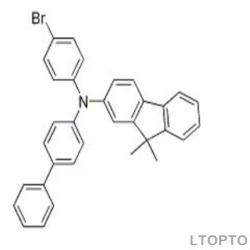 9H-Fluorene-2-amine,N-[1,1'-biphenyl]-4-yl-N-(4-bromophenyl-9,9'dimethyl