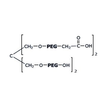 多臂异官能团双取代聚乙二醇衍生物