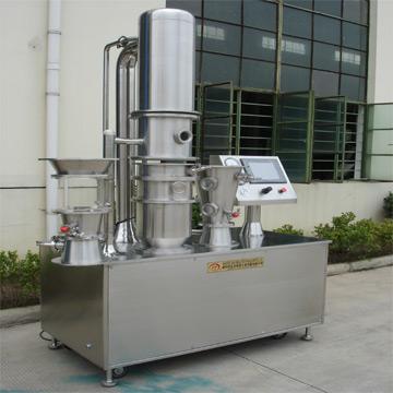 FLP多功能流化造粒包衣机